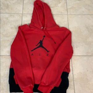 Men's Jordan hoodie